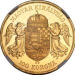 フランツヨーゼフ1世金貨