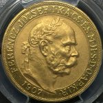 フランツ ヨーゼフ1世100コロナ金貨